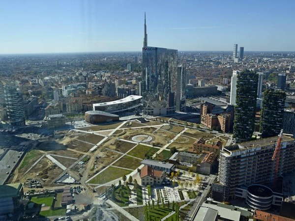 Milan Contemporary Architecture Tour