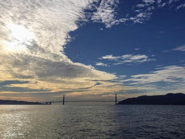 Walking Tour of Golden Gate Park, Sutro Baths, Lands End and Ocean Beach