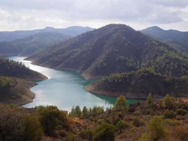 Lefkara lake and Lefkara lace Tour