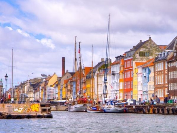 The Classic Copenhagen private tour - Three hour walking tour