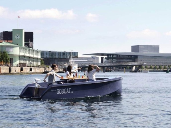 Private Boat tour of Copenhagen