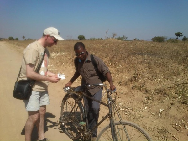 Private tour guide Khama