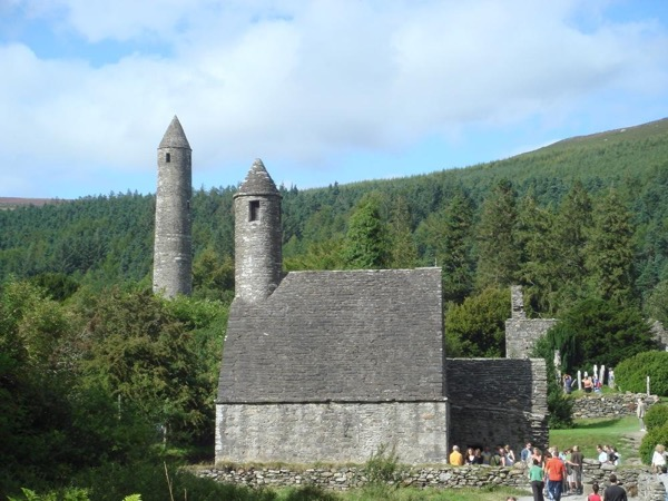 A private tour to beautiful County Wicklow specially planned as a shore excursion