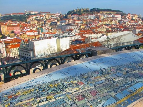 An extended 6 Hour Private Walking Tour in Lisbon