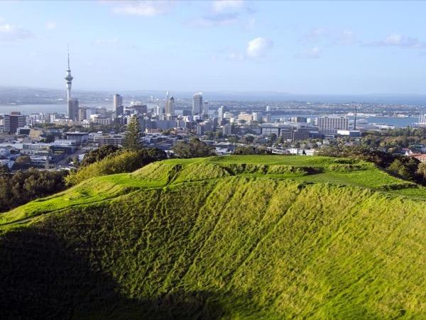 Auckland City Highlights, Rainforest & Black Sand Beach!