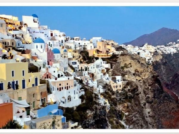Santorini Highlights Private Tour