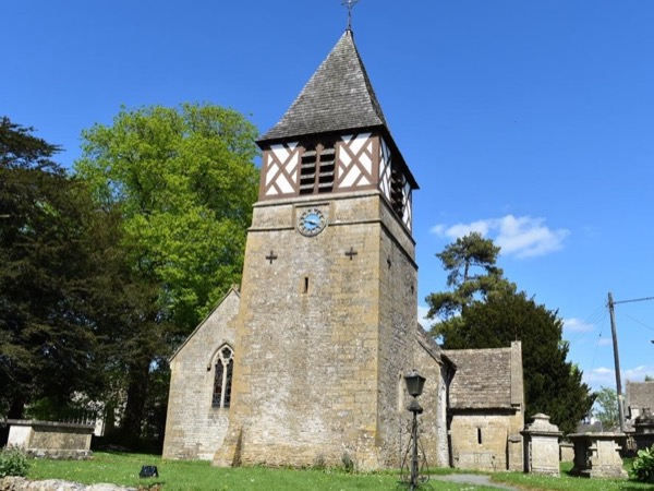 Medieval Towns and Villages in the Cotswolds