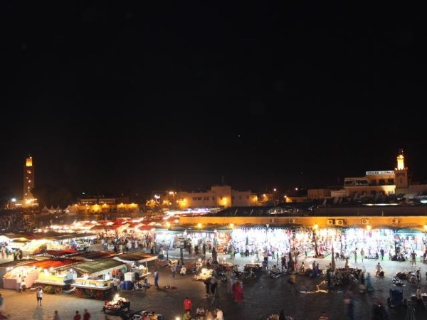 Marrakech By Night Souk Tour- With a Private Local Guide