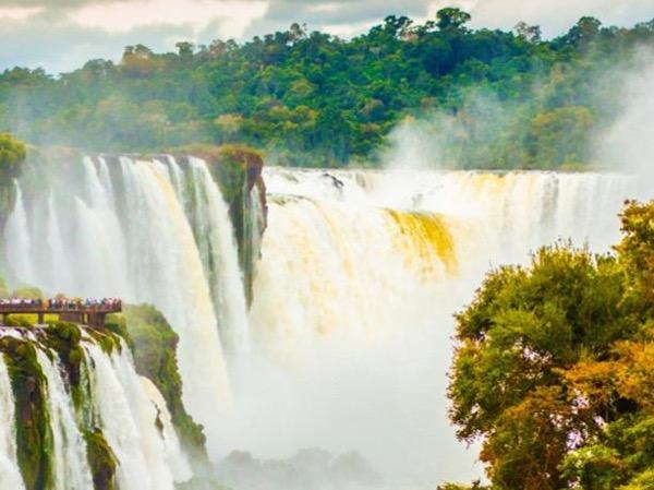 Iguassu Falls, Argentine side