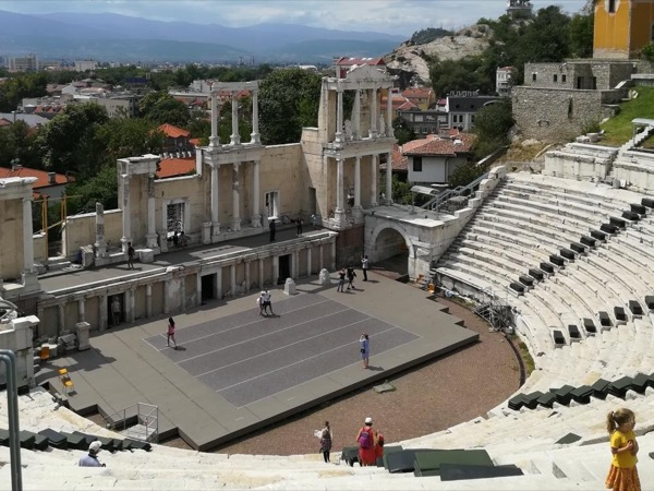 Private Tour to Ancient Plovdiv