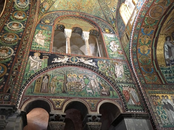 Ravenna, a full immersion in mosaics for 2 people.