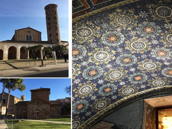 Ravenna, the best of its monuments and mosaics in a shore excursion for 2 people