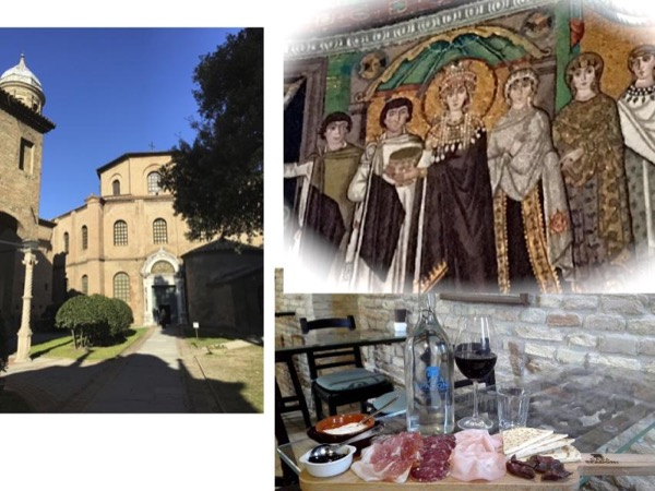 A bit of Ravenna's culture and food