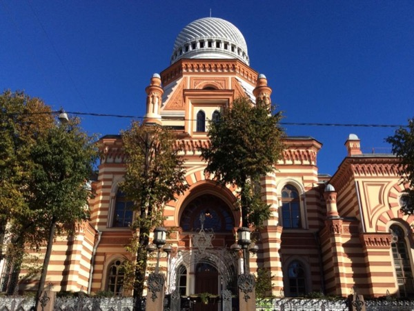 Jewish History in Saint-Petersburg Private Tour