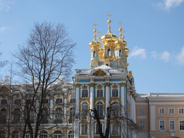 Imperial summer residences (with Amber room) private tour of St-Petersburg