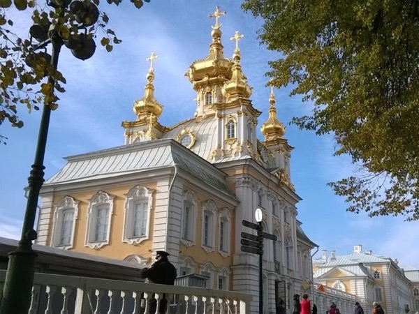 Two day shore excursion private tour - The highlights of St-Petersburg and Jewish Heritage