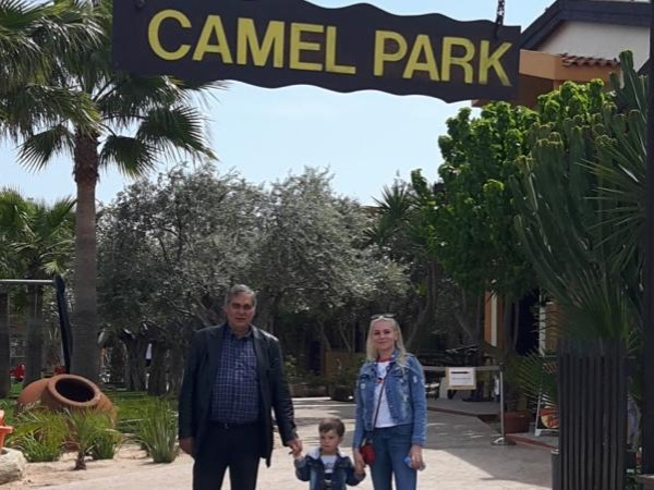 Larnaca Camel Park