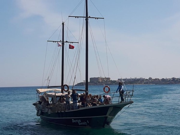 Kyrenia Boat Tour