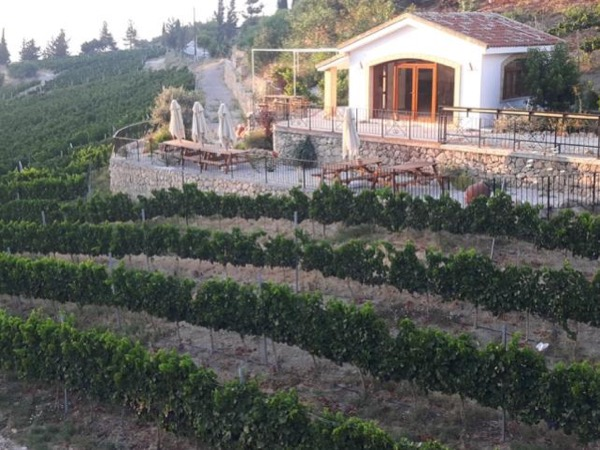 Kyrenia Mountain Winery and villages
