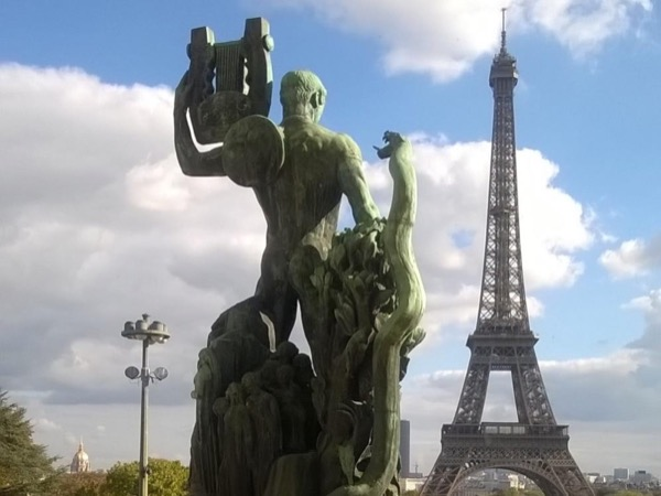 This is Paris! Half-day private tour