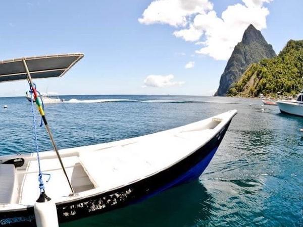 Saint Lucia Water Taxi