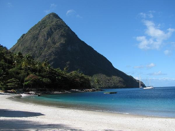 Saint Lucia Gros Piton Hike