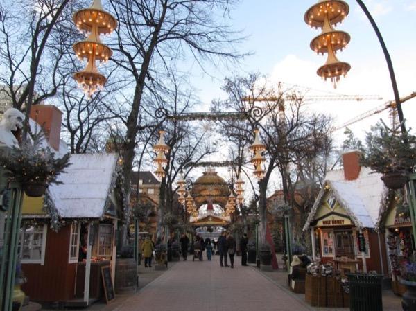 Christmas in Copenhagen Private Tour