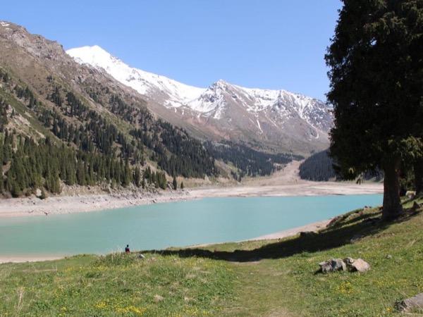 Tour to the Big Almaty lake