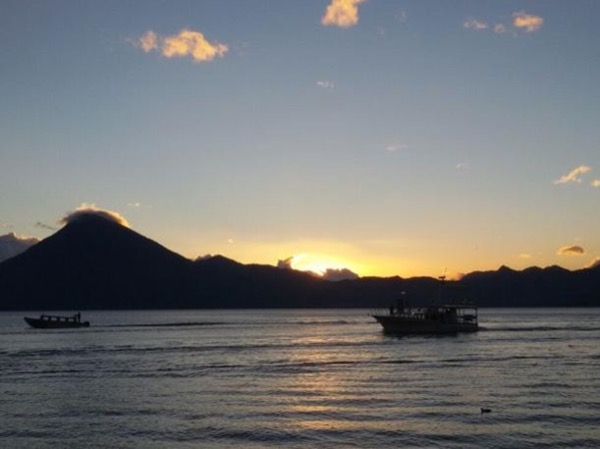 A full day trip to the Lake Atitlán and Mayan Villages on a private tour