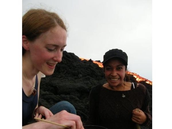 A hike up Pacaya Volcano, an active volcano on private tour