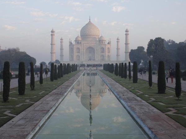 Private tour guide Harish