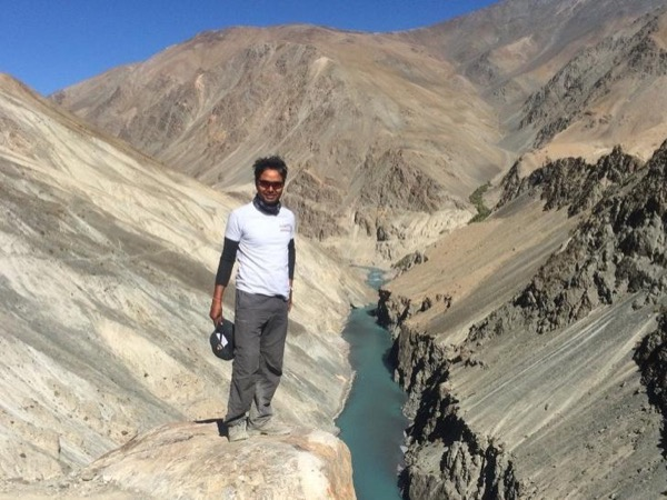 Trekking in Ladakh with visit of Taj mahal and chaos of Delhi