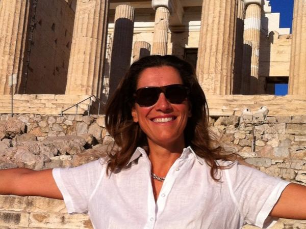 Private tour guide Angeliki-Kelly