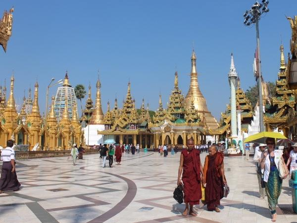 Classical Old Rangoon Full Day Tour
