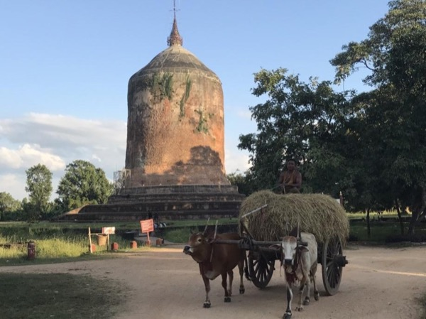 Ancient Kingdoms of Pyu in Myanmar