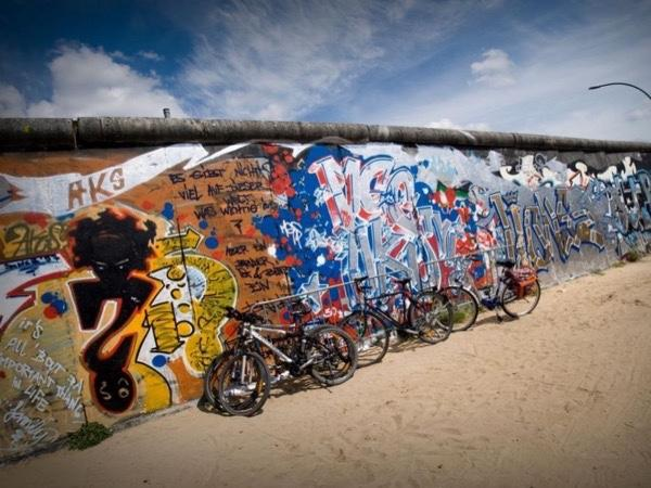 Berlin Wall bike ride private tour