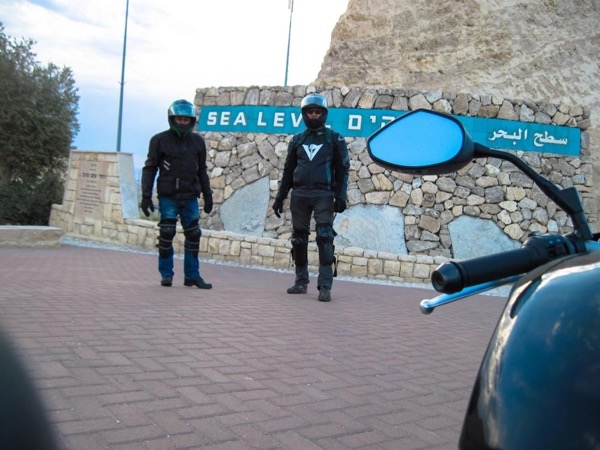 Motorbike Tours Across the West Bank