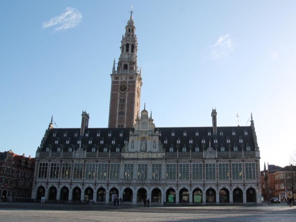 590 years of university in Leuven - Private Tour