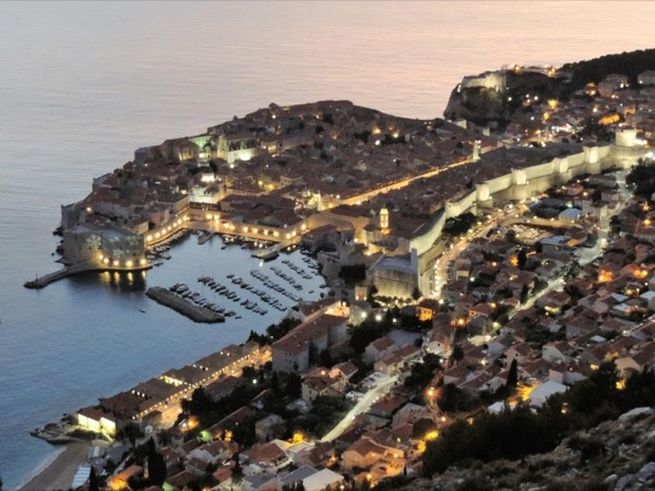 Dubrovnik city by car private tour