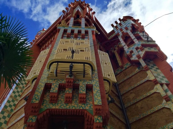 Half day private tour at Casa Vicens by Gaudí (4 hours)