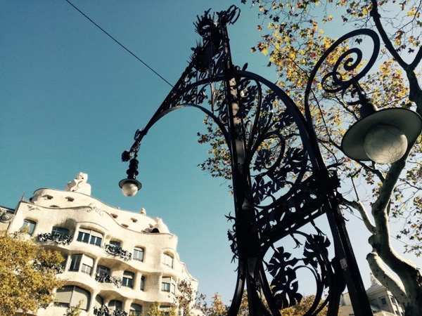 Gaudí in Barcelona. Eixample district (4 hours)