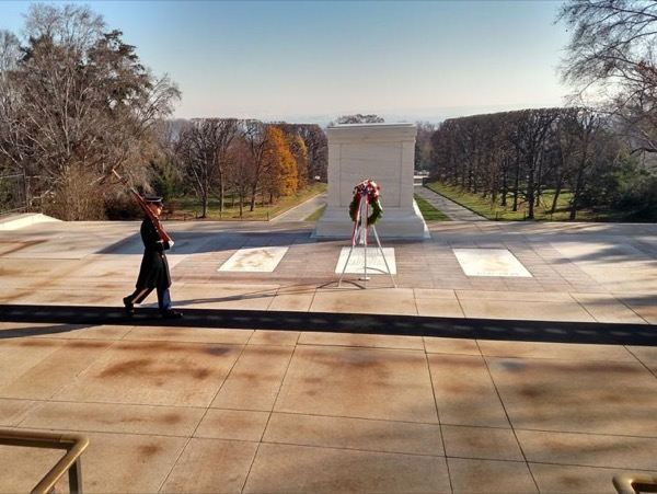 Arlington National Cemetery Private Tour