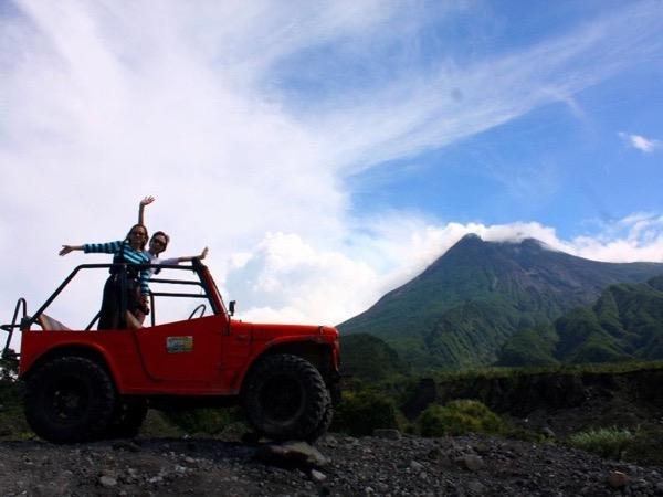 Merapi Lava Tour And Ullen Sentallu Museum