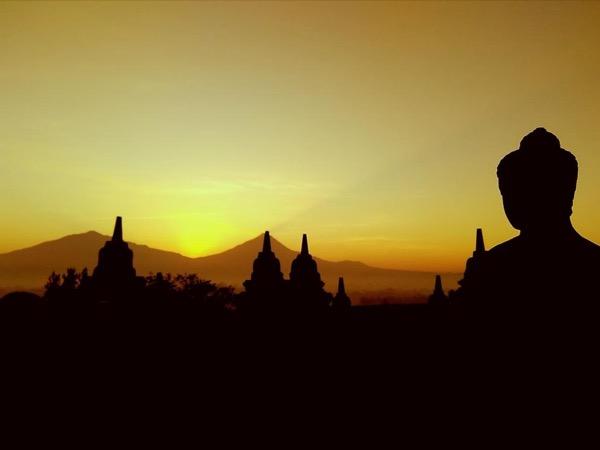 All-inclusive Borobudur Sunrise and Prambanan Sunset