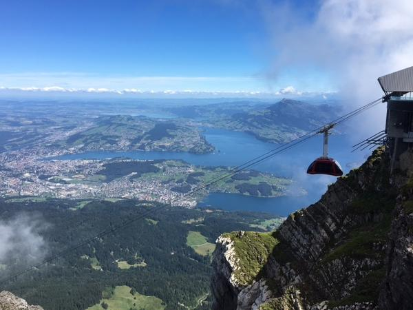 Combined Lucerne & Mt.Pilatus Golden Tour (7h)