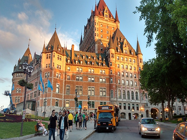Quebec City Experience VIP Private Tour