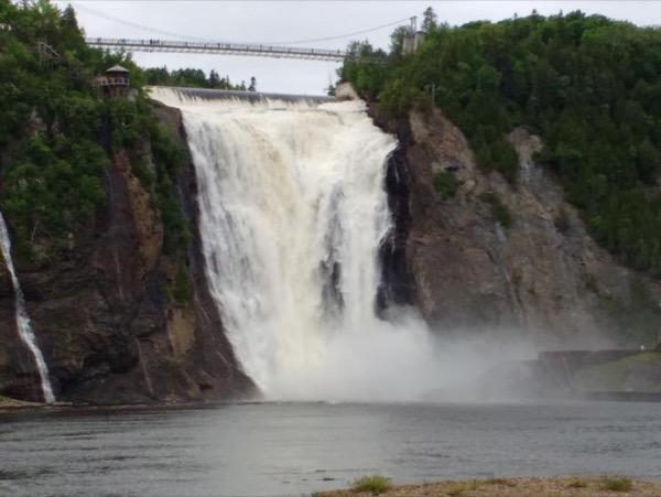 Montmorency Falls Private VIP tour
