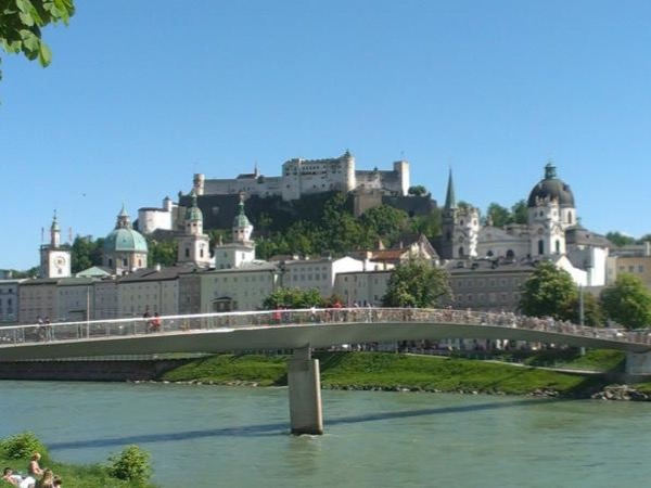 Best of Salzburg - the great Baroque City (full day) -private tour