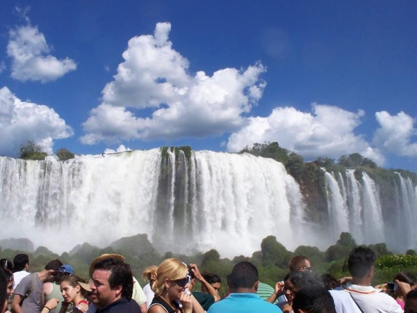Private Tour at Iguassu Falls from both sides in just one day!