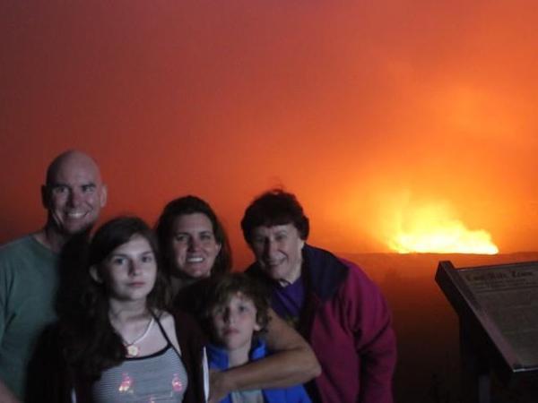 Waikoloa: Twilight Adventure to Volcano Plus Awesome Waipio Valley & Waterfalls - 11 Pass Mercedes van